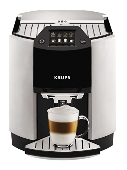 Breville coffee review machine
