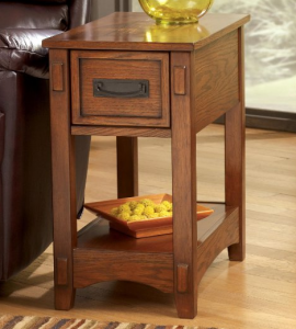 small end tables with storage