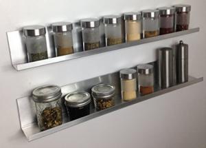 adhesive shelf