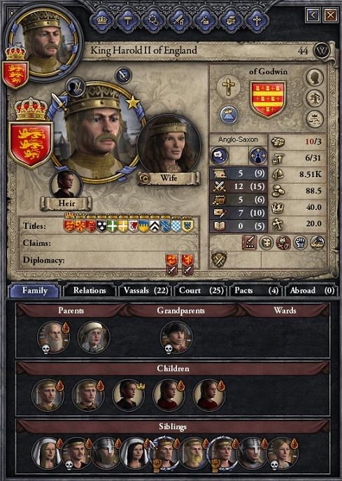 Crusader Kings 2 Nicknames Godwin