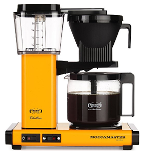 SCAA Certified Coffee Makers Review