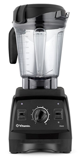 Vitamix 6300 vs 7500 the 7500 blender
