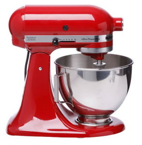 Difference Between 4.5 and 5 Quart KitchenAid Mixer (Proven Facts)