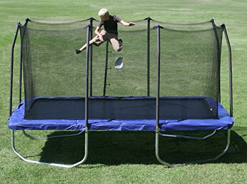 trampolines with enclosures skywalker trampoline rectangle