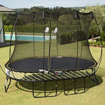 Springfree Trampoline 8 x 11 ft with Enclosure