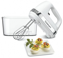Cuisinart 9 speed hand mixer with storage case 2