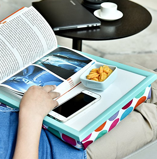 bean bag lap desk Serving Bed Tray