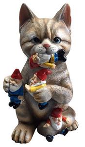 cat gnome massacre