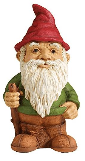 funny lawn gnomes the happy gnome 2