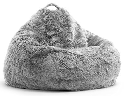 Furry Bean Bag Chairs Best Lounge Furniture Sevenhints