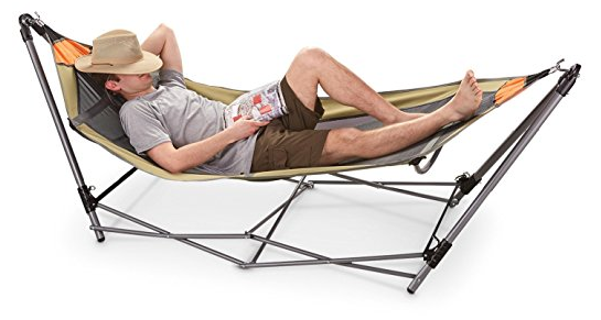hammock and stand sets 2 Portable Hammock Stand Travel Folding