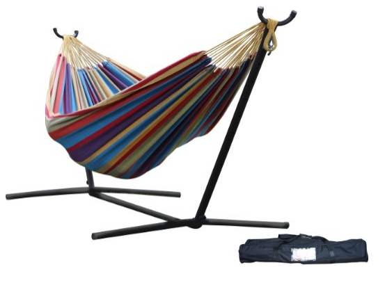 hammock and stand sets Double Hammock with Stand