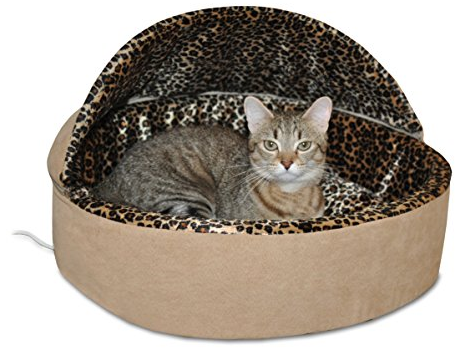 k&h thermo kitty heated cat bed K&H Thermo Kitty Bed Deluxe