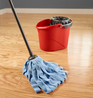O Cedar Microfiber Cloth Mop and Refill Highlights