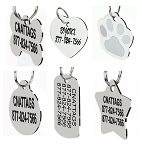 Pet Tags For Less cheap dog tag