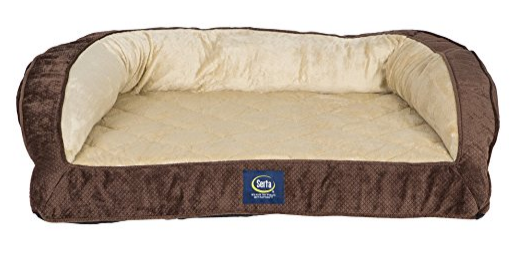 Best Orthopedic Dog Bed With Bolster Sevenhints
