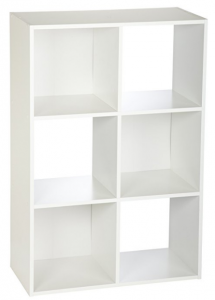 white storage cube cubic storage shelves