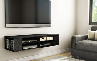 Shelf For Under Mounted TV – Extra Storage