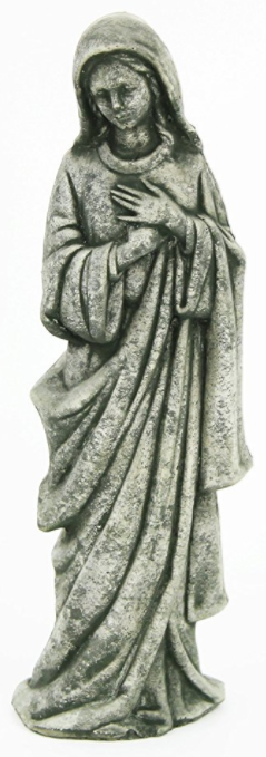 Concrete Religious Statues For Your Home And Garden