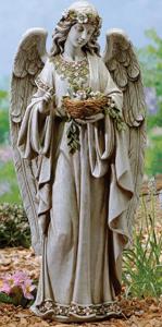 Concrete Religious Statues
