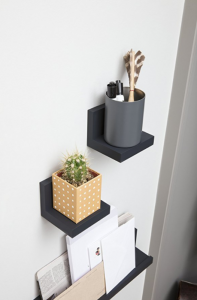 best wall shelves without nails or screws - sevenhints Best Wall Shelves
