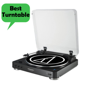 Best Turntables Under 200 Dollars [Vinyl LP Records]